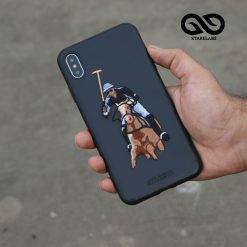 best service fc058 5fc45 Jockey Edition Leather Case for iPhone XS Max